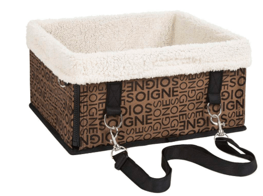 foldable dog booster seat