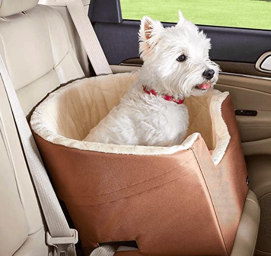 dog bucket car seat