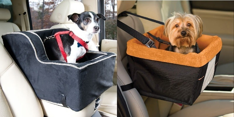 best dog booster seat